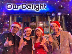 2019/12/5 Our Delight ライブ集合写真