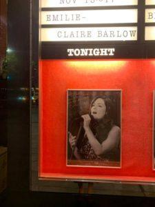 Emilie-Claire Barlow@Cotton Club