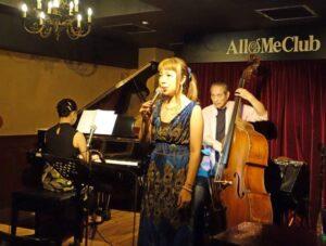 8/24(火) 水沢花音子@All of Me Club